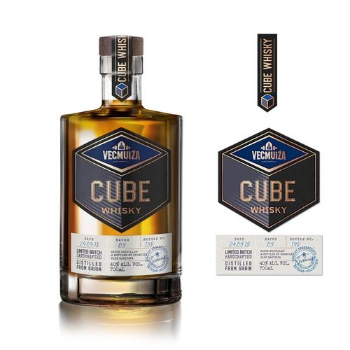 Cube Whisky
