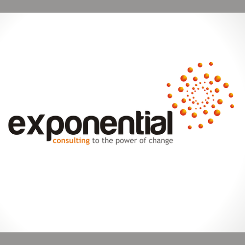 New logo wanted for Exponential Consulting Inc.