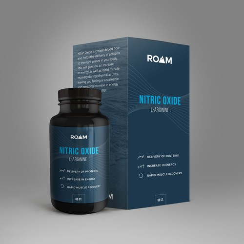 Nitric Oxide Label Design