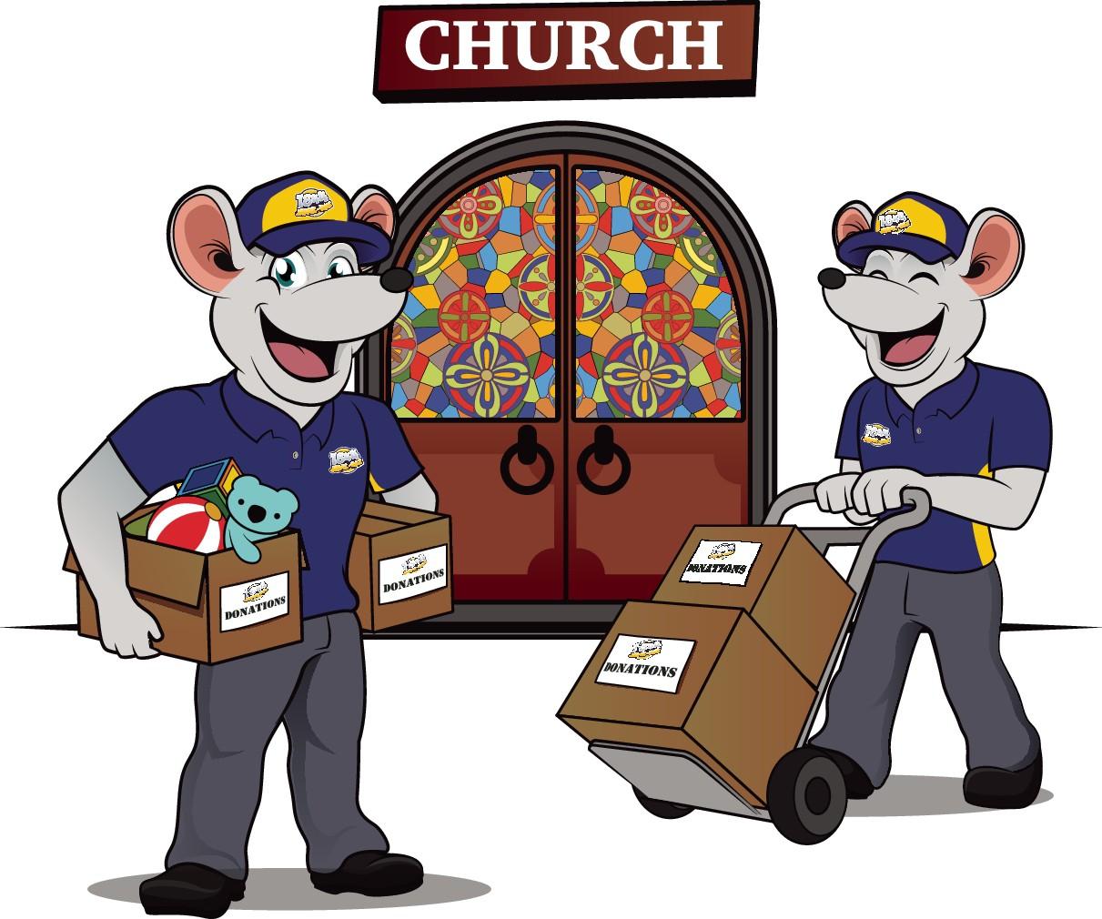 Junk Rat Giving