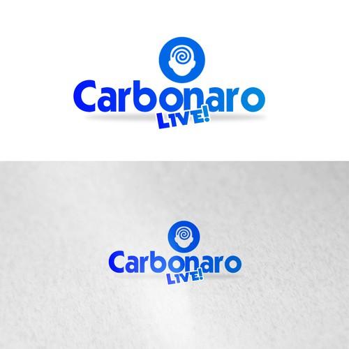 Carbonaro Live Logo