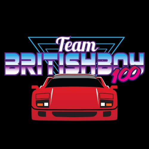 Logo concept for automotive blogger