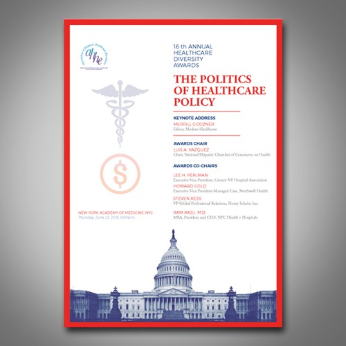 The Politics of healthcare policy