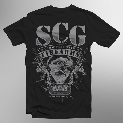 guns tshirt contest