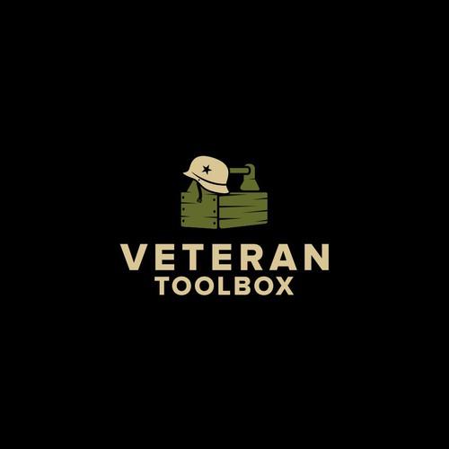 Logo for VETERAN TOOLBOX