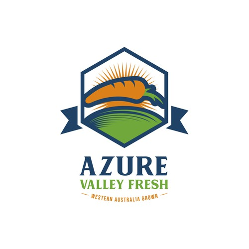 AZURE - Logo Design