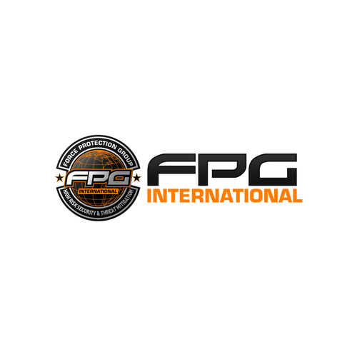 Logo design for FPG International