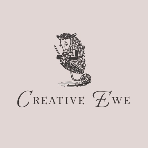 Logo for Creative Ewe