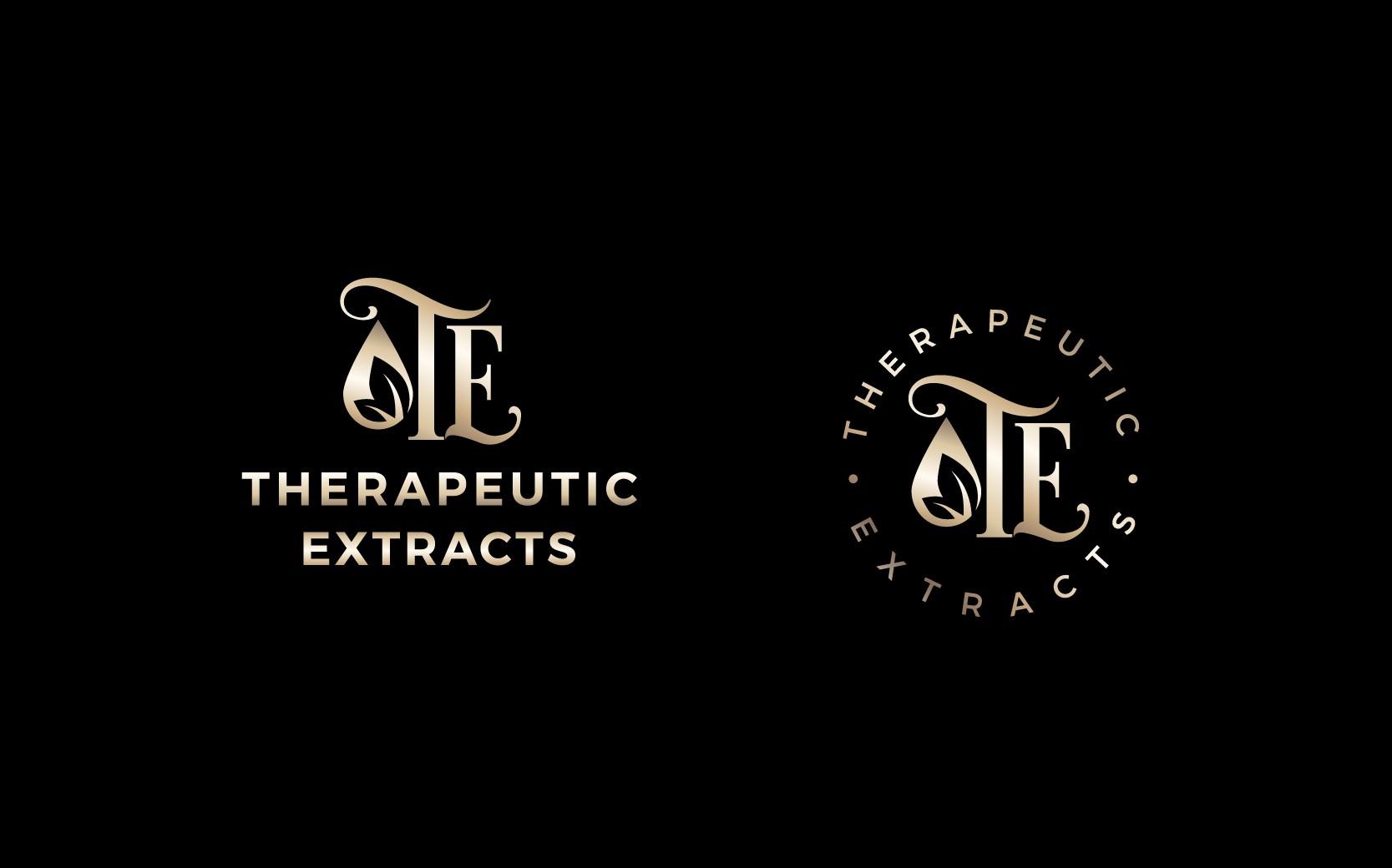 Therapeutic Extracts Logo Design Contest