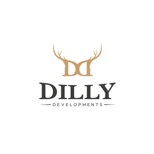 Dilly Developments Logo Design