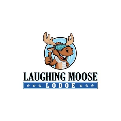 laughing moose