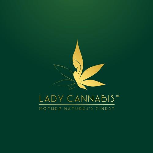 Elegant logo for skin care company.