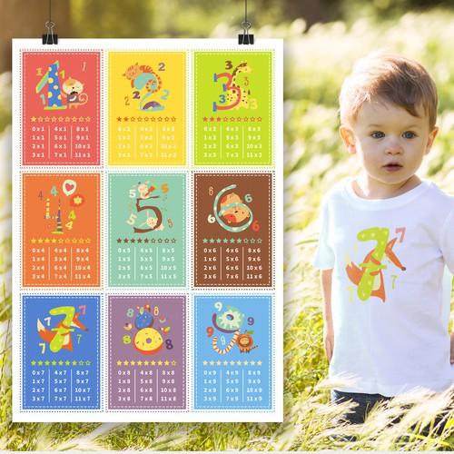 Kids Poster Design