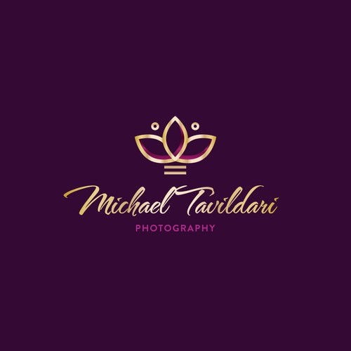Lotus Photography Logo Design