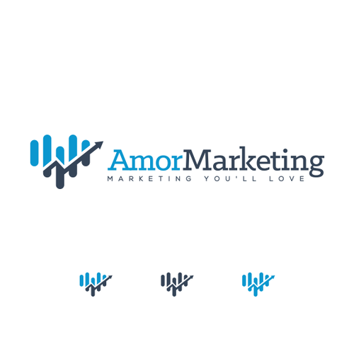 Amor Marketing logo