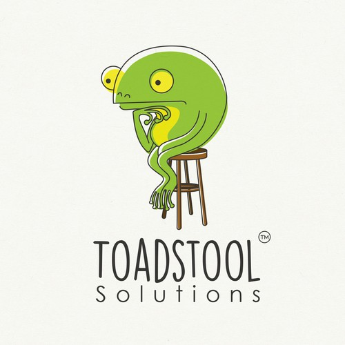 logo design for TOADSTOOL solutions