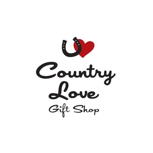 Country Love   Logo design