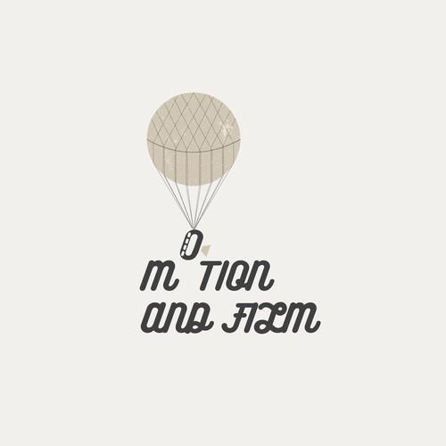 Logo for motion film
