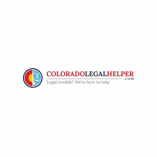 Brand new website for legal guidance needs a logo