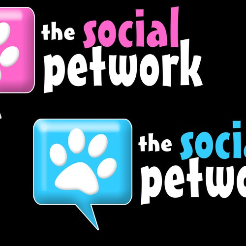 The Social Petwork needs a new logo