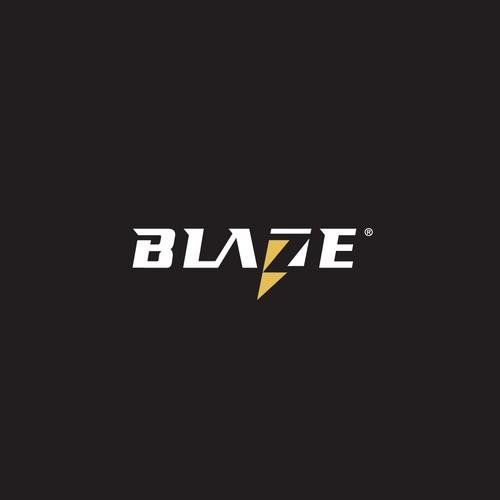 Bold and minimalistic logo