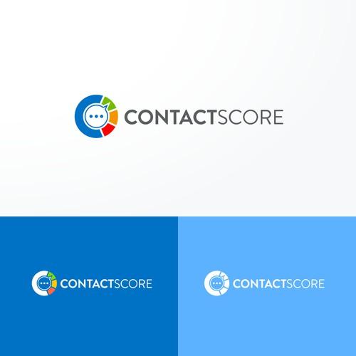 ContactScore - Logo design