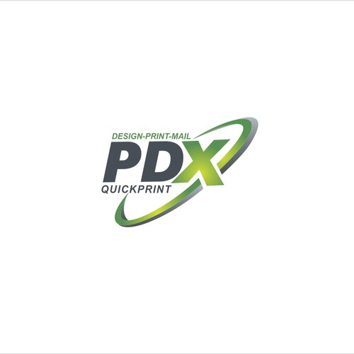 Create the next logo for PDX Quickprint
