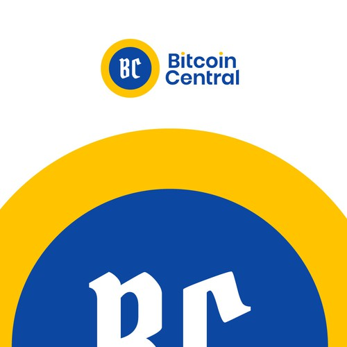 Bitcoin Central Logo Proposal (For sale)