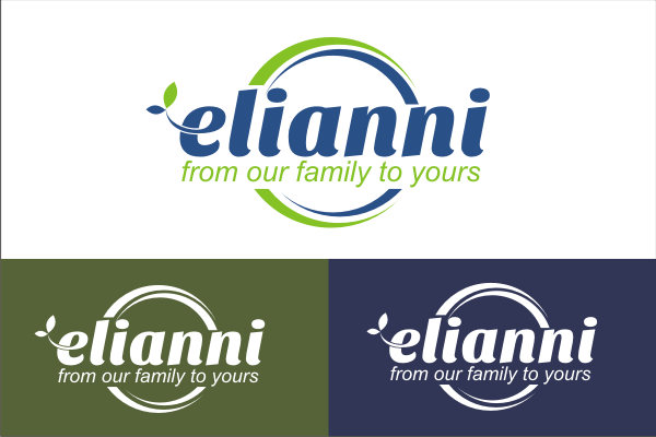 Logo wanted for elianni, an organic food brand