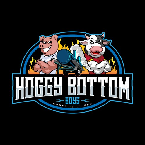 HOGGY BOTTOM BOYS
