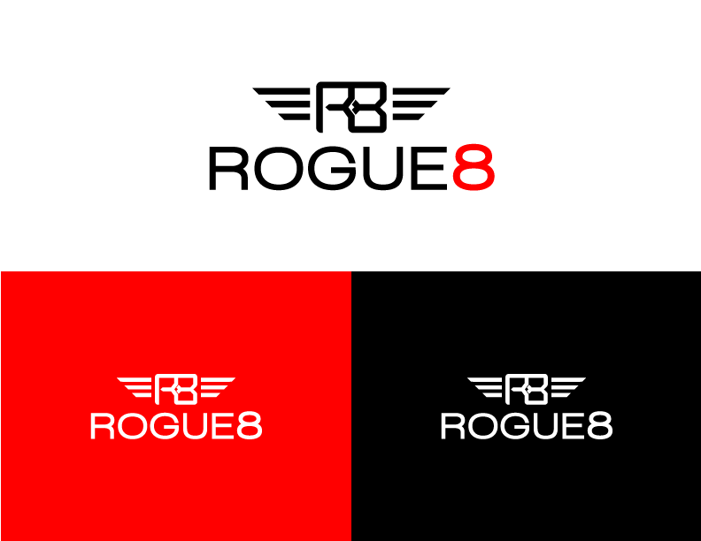 Help Rogue8 with a new logo