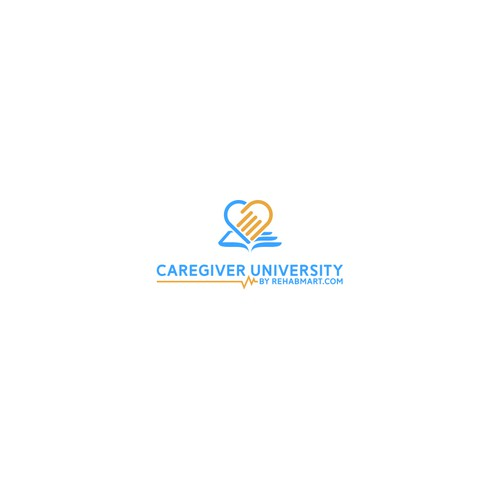 Caregiver University logo
