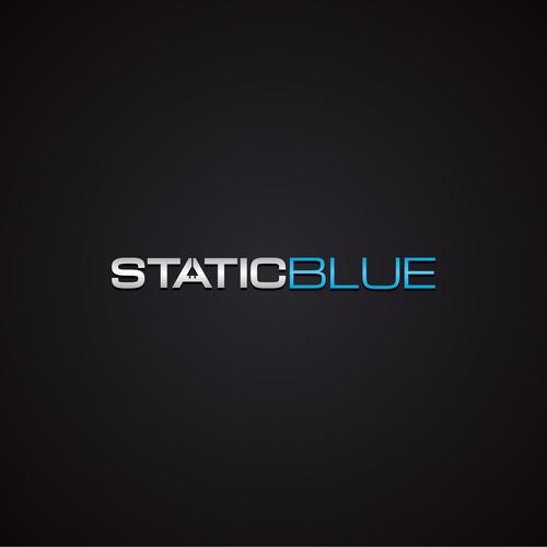 logo for Static Blue