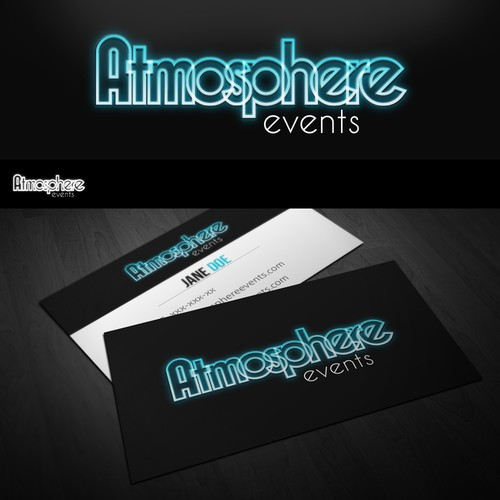 Atmosphere Events needs a new logo