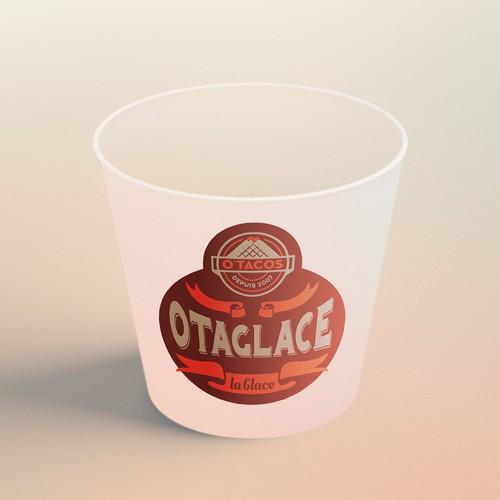 Retro Sticker / Etiquette