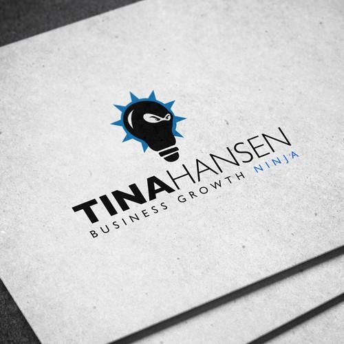 Logo Concept for Tina Hansen
