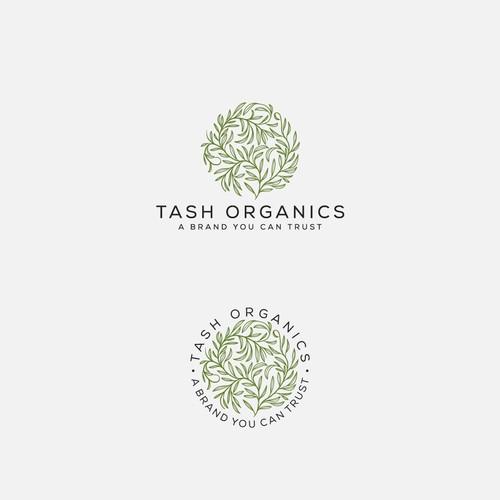 Logo Concept for Tash Organics