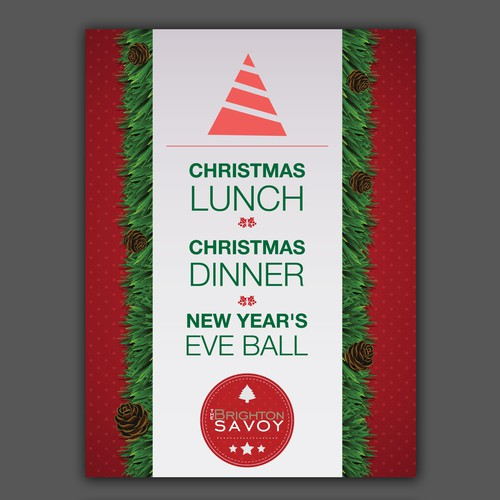 Hotel Christmas & New years eve Events Brochure