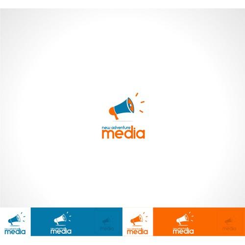 New logo for New Adventure Media