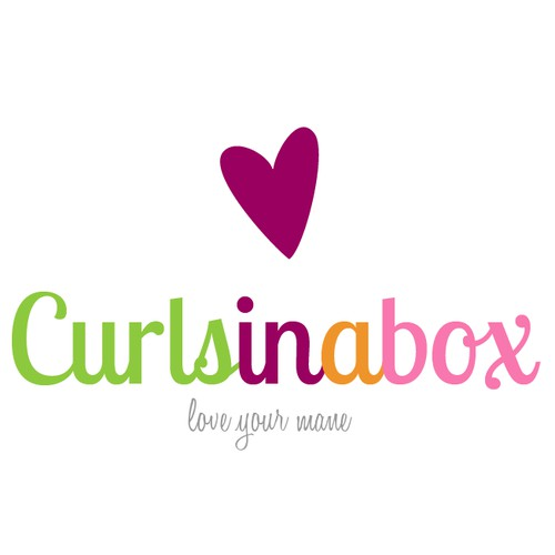 logo for Curlsinabox