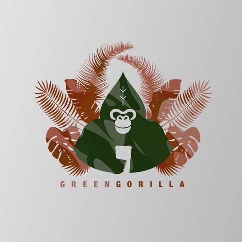 Graphic for Green Gorilla Cafè