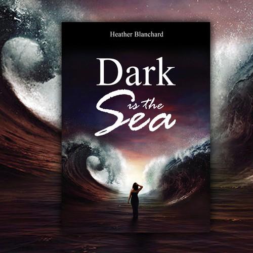 Design a book cover for a supernatural novel