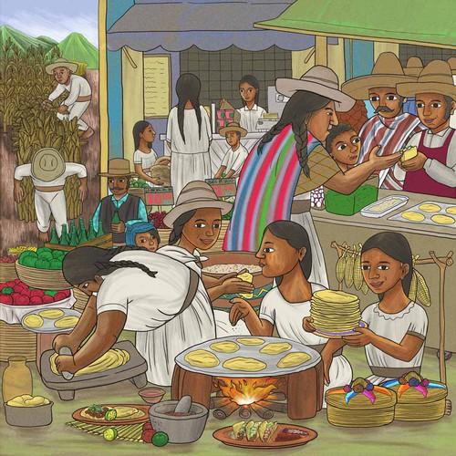 mexican farm