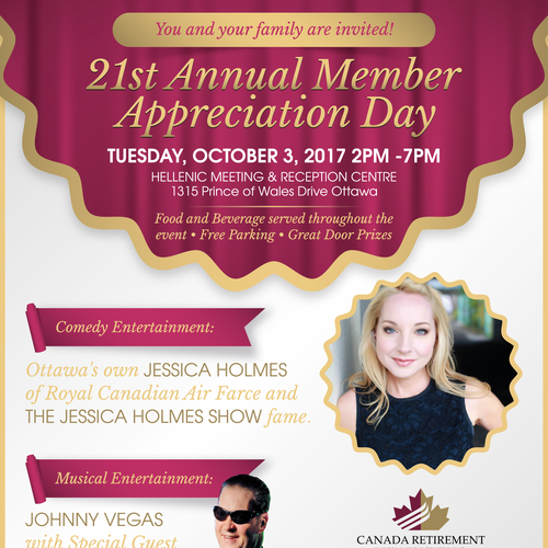 21st Annual Member Appreciation Day