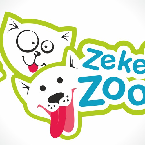 New and creative logo wanted for Zeke's Zoo!!!