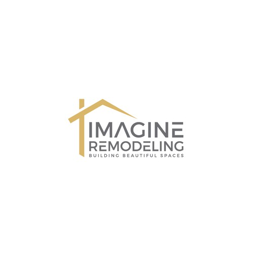 Logo for Imagine Remodeling