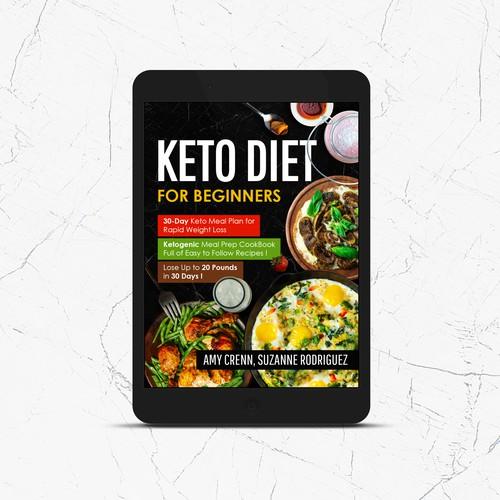 keto diet ebook cover