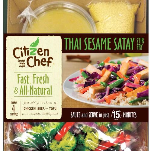 Fresh Meal Packaging