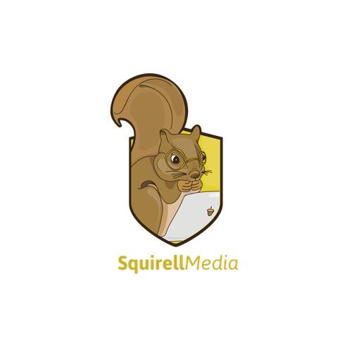 Logo concept for a online digital marketing company