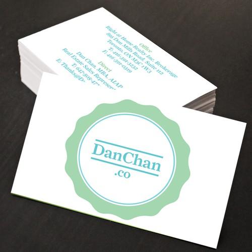 DanChan Business Card
